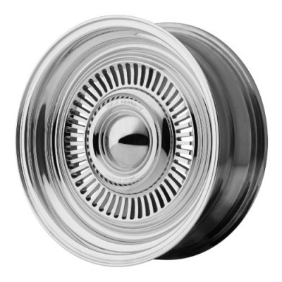 American Racing VN478 TURBINE Polished wheel (15X5, , 72.60, 0 offset)