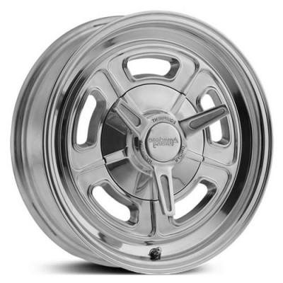 American Racing VN502 Polished wheel (15X7, , 76.50, 0 offset)