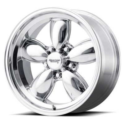 American Racing VN504 Polished wheel (15X7, 5x127, 78.30, 0 offset)