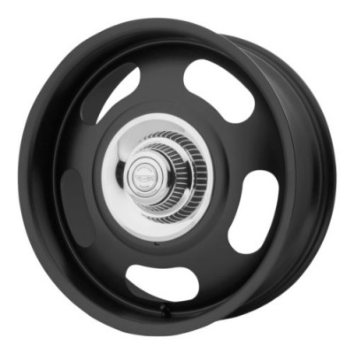 American Racing VN506 Satin Black wheel (20X8, , 78.30, 0 offset)