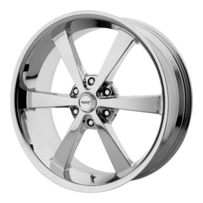 American Racing VN509 SUPER NOVA 6 Chrome Plated wheel (20X9, 6x135, 87.10, 30 offset)