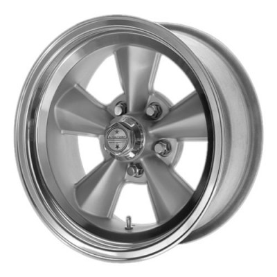 American Racing VNT70R Machine Gunmetal wheel (15X8, 5x114.3, 72.60, -12 offset)