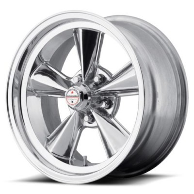American Racing VNT71R Polished wheel | 15X8, 5x114.3, 72.6, -12 offset