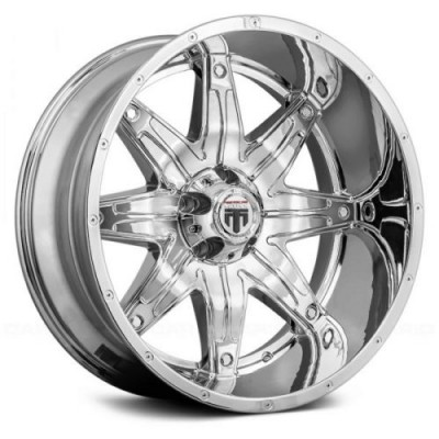 American Truxx LONESTAR Chrome wheel (20X10, 5x127, 78.1, -24 offset)