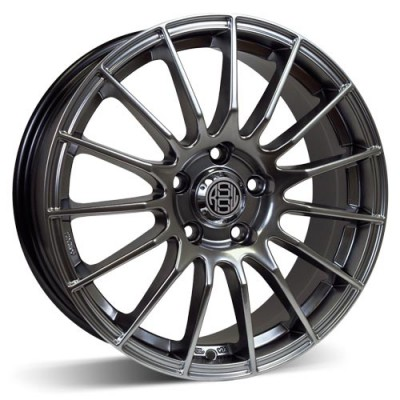 RSSW Spirit Silver wheel (17X7, 5x114.3, 66.1, 40 offset)