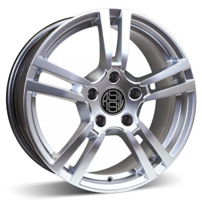 RSSW Private Hyper Silver wheel (20X9, 5x130, 71.6, 48 offset)