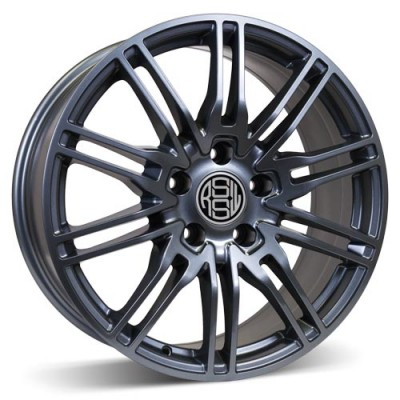 RSSW Corsa Anthracite / Anthracite, 19X8.5, 5x130 ,(déport/offset 45 ) 71.6