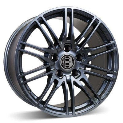 RSSW Corsa Anthracite / Anthracite, 19X11, 5x130 ,(déport/offset 51 ) 71.6