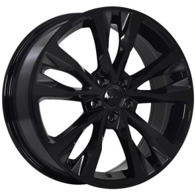ART Replica 126 Gloss Black wheel (16X6.5, 5x100, 54.1, 40 offset)