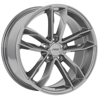 ART Replica 129 Silver wheel (18X8.0, 5x112, 66.5, 35 offset)