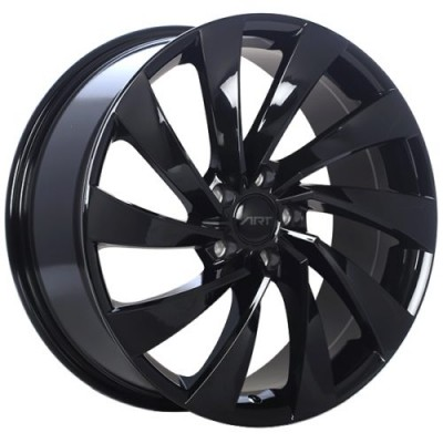 ART Replica 187 Gloss Black wheel (18X8.0, 5x112, 57.1, 40 offset)