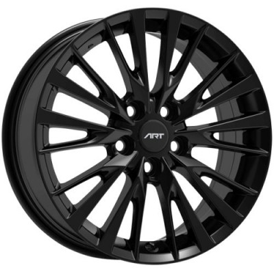 ART Replica 189 Gloss Black wheel (17X7.0, 5x114.3, 60.1, 40 offset)