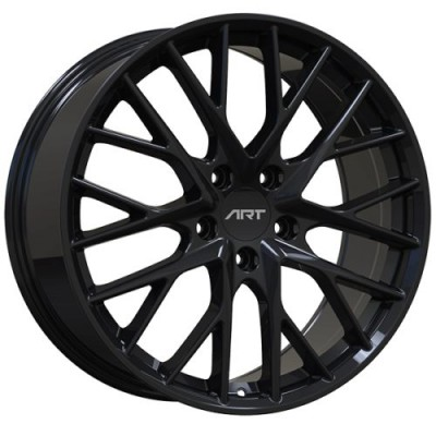 ART Replica 220 Gloss Black wheel (21X11.5, 5x130, 71.5, 69 offset)