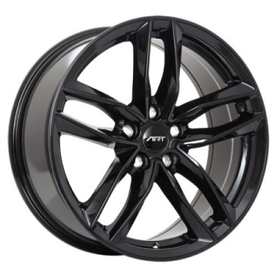 ART Replica 36 Gloss Black wheel (17X7.5, 5x112, 57.1, 42 offset)