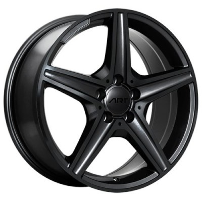 ART Replica 93 Gloss Black wheel (17X7.5, 5x112, 66.6, 35 offset)