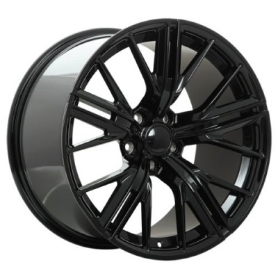 Art Replica Wheels Replica 117 Satin Black wheel (20X10, 5x120, 74.1, 40 offset)