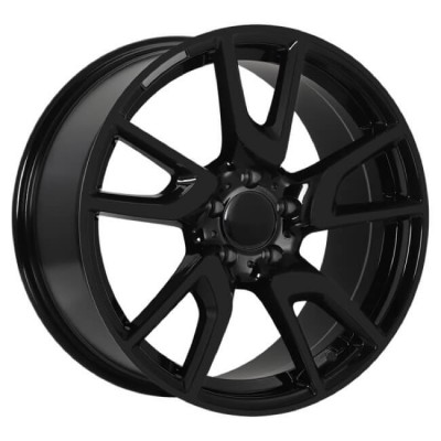 Art Replica Wheels Replica 130 Gloss Black wheel (18X8.5, 5x112, 66.6, 45 offset)