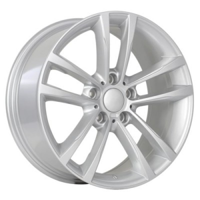 Art Replica Wheels Replica 132 Silver wheel (17X8.0, 5x120, 72.6, 35 offset)
