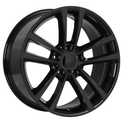 Art Replica Wheels Replica 132 Gloss Black wheel (17X8.0, 5x120, 72.6, 35 offset)