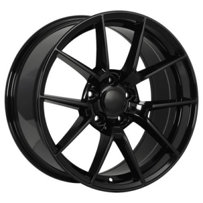Art Replica Wheels Replica 133 Gloss Black wheel | 18X8.5, 5x120, 72.6, 35 offset