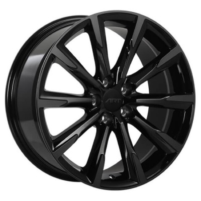 Art Replica Wheels Replica 135 Gloss Black wheel | 18X8, 5x108, 63.4, 42 offset