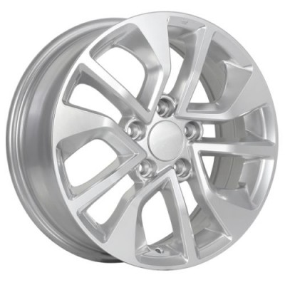 Art Replica Wheels Replica 138 Silver wheel (16X6.5, 5x114.3, 64.1, 45 offset)