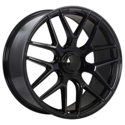 Art Replica Wheels Replica 139 Gloss Black wheel (21X9.5, 5x112, 66.6, 45 offset)