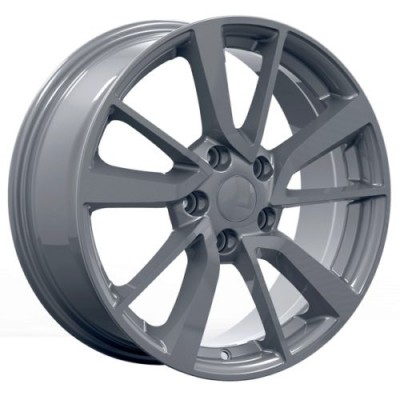 Art Replica Wheels Replica 161 Gun Metal wheel (16X7.0, 5x114.3, 66.1, 35 offset)