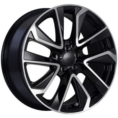 Art Replica Wheels Replica 179 Gloss Black Diamond Cut wheel (18X8.0, 5x100, 54.1, 40 offset)