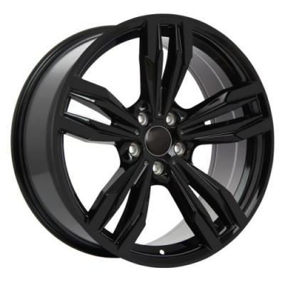 Art Replica Wheels Replica 17 Gloss Black wheel (18X8.5, 5x120, 74.1, 35 offset)