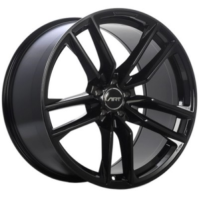 Art Replica Wheels Replica 202 Gloss Black wheel (21X11.0, 5x112, 66.6, 38 offset)
