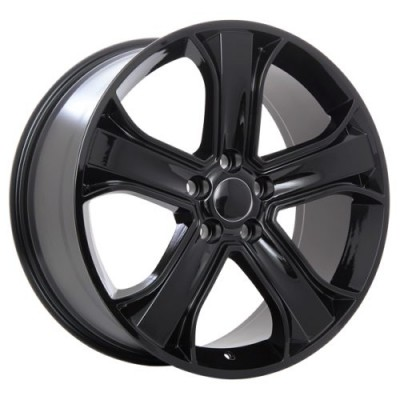 Art Replica Wheels Replica 24 Gloss Black wheel (20X9.5, 5x120, 72.6, 50 offset)