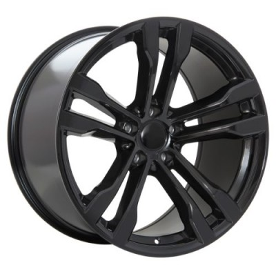Art Replica Wheels Replica 62 Gloss Black wheel (20X10.0, 5x120, 74.1, 40 offset)