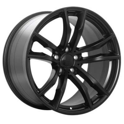 Art Replica Wheels Replica 64 Satin Black wheel (20X11.0, 5x120, 74.1, 37 offset)