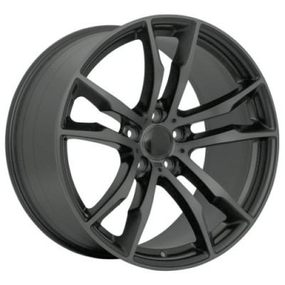 Art Replica Wheels Replica 64 Gun Metal wheel (20X11.0, 5x120, 74.1, 37 offset)