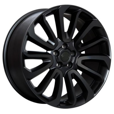 Art Replica Wheels Replica 65 Gloss Black wheel (21X9.5, 5x120, 72.6, 49 offset)