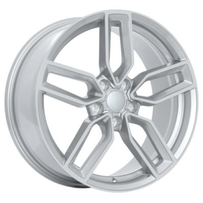 Art Replica Wheels Replica 91 Hyper Silver wheel (17X7.5, 5x112, 66.5, 42 offset)