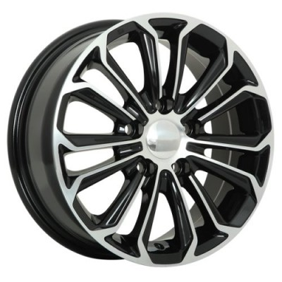 Art Replica Wheels Replica 95 Gloss Black Machine wheel (15X6.0, 5x100, 54.1, 40 offset)