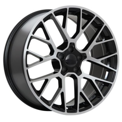 Art Replica Wheels Replica 98 Gloss Black Machine wheel (19X11.0, 5x130, 71.5, 51 offset)
