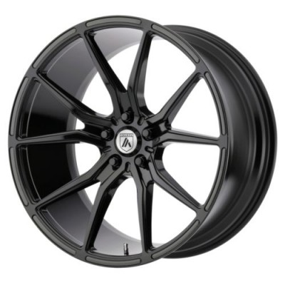 Asanti Black ABL-13 VEGA Gloss Black wheel (20X8.5, , 72.6, 0 offset)