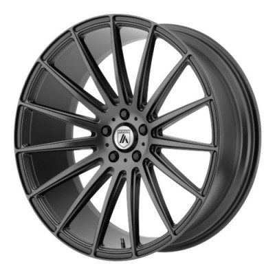 Asanti Black ABL-14 Matt Anthracite wheel (22X10.5, 5x115, 72.60, 25 offset)