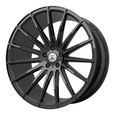 Asanti Black ABL-14 Gloss Black wheel (20X10.5, 5x115, 72.60, 38 offset)