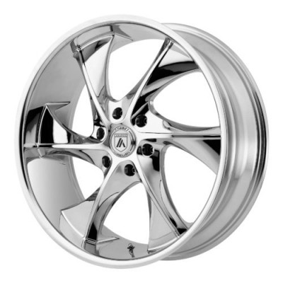 Asanti Black ABL-17 Chrome wheel (20X8.5, 6x135, 87.10, 30 offset)