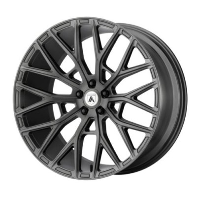 Asanti Black ABL-21 LEO Graphite wheel (20X8.5, , 72.6, 0 offset)