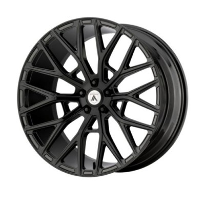 Asanti Black ABL-21 LEO Gloss Black wheel | 20X8.5, , 72.6, 38 offset