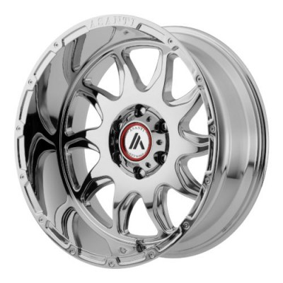 Asanti Off Road AB810 Chrome wheel (20X12, 5x127, 72.60, -44 offset)