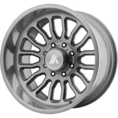 Asanti Off Road WORKHORSE Titanium wheel (22X12, 8x170, 125.5, -40 offset)