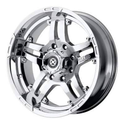 ATX Series AX181 ARTILLERY Chrome wheel (18X8, 5x130, 84.10, 50 offset)