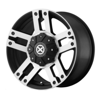 ATX Series AX190 DUNE Machine Black wheel (20X9, 6x139.7, 106.25, 18 offset)