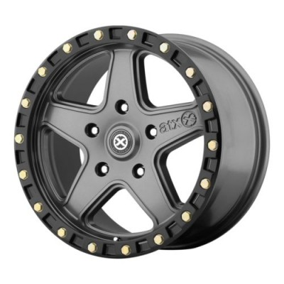 ATX Series AX194 RAVINE Gun Metal wheel (18X8.5, 5x110, 72.6, 35 offset)